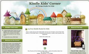 At Kindle Kids' Corner: Recent Reviews and 25 Free Kids Books on Kindle