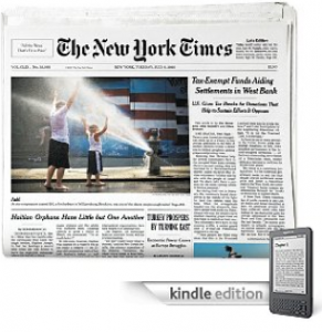 "New York Times Offers ""Free"" Access to Its Website to Kindle Owners Who Pay $20 a Month"