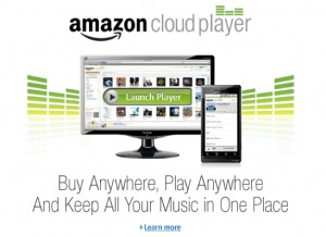 Taking a Huge Bite Out of Apple's Music Ecosystem: Amazon Brings Magical Kindle-Style Customer-Centric Convenience and Connectivity to Music with the Amazon Cloud Drive and Cloud Player