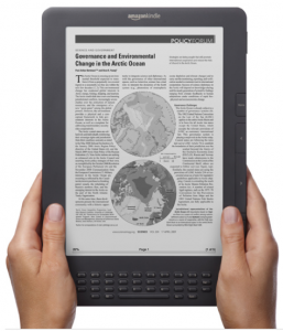 Bulletin: Amazon Cuts Price of Kindle DX from $379 to $299, Today Only