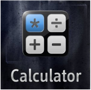 Calculator for Kindle – Another Astonishingly Quick and Powerful 99-Cent Kindle App from Seven Dragons