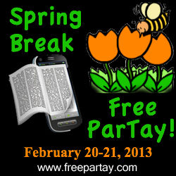 Spring Break FP Badge