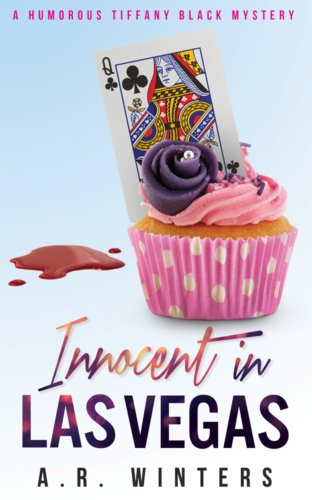 Hot Sweepstakes Newsflash!Brought to you by Innocent in Las Vegas: A Humorous Tiffany Black Mystery (Tiffany Black Mysteries Book 1) From A.R. Winters