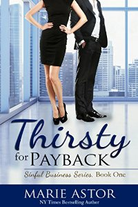 Brand new for May 22! Enter our Amazon Giveaway Sweepstakes to win a Kindle Fire tablet! Sponsored by Marie Astor, author of Thirsty for Payback