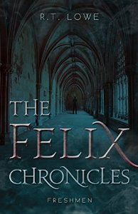 Brand new for June 29! Enter our Amazon Giveaway Sweepstakes to win a Kindle Fire tablet! Sponsored by R.T. Lowe, author of The Felix Chronicles: Freshmen