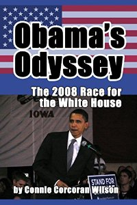 Brand new for June 30! Enter our Amazon Giveaway Sweepstakes to win a Kindle Fire tablet! Sponsored by Connie Corcoran Wilson, author of Obama's Odyssey: The 2008 Race for the White House