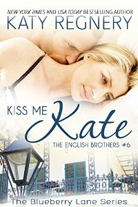 Brand new for July 12! Enter our Amazon Giveaway Sweepstakes to win a Kindle Fire tablet! Sponsored by Katy Regnery, author of Kiss Me Kate