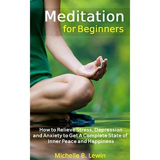It's time to cancel the noise around you, find a space and relax – Here's the four best books for beginning meditation at home!