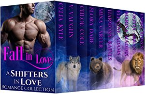 Brand new for September 22! Enter our Amazon Giveaway Sweepstakes to win a Kindle Fire tablet! Sponsored by the authors of Fall in Love – Shifters in Love: Romance Collection