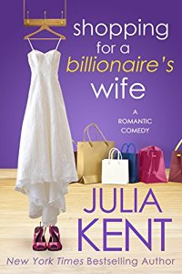 Julia Kent, author of Shopping For A Billionaire's Wife, is today's sponsor of our Fire giveaway! Just subscribe for FREE at BookGorilla.com