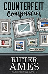 Brand new for October 11! Enter our Amazon Giveaway Sweepstakes to win a Kindle Fire tablet! Sponsored by Ritter Ames, author of Counterfeit Conspiracies