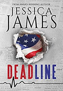 Brand new for November 26! Enter our Amazon Giveaway Sweepstakes to win a Kindle Fire tablet! Sponsored by Jessica James, author of Deadline: Political Suspense Thriller with Navy SEALS
