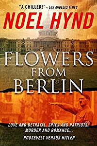 Brand new for December 9! Enter our Amazon Giveaway Sweepstakes to win a Kindle Fire tablet! Sponsored by Noel Hynd, author of Flowers From Berlin – The Classic American Spy Novel