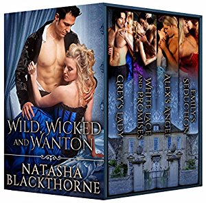 Brand new for December 2! Enter our Amazon Giveaway Sweepstakes to win a Kindle Fire tablet! Sponsored by Natasha Blackthorne, author of Wild, Wicked and Wanton