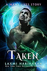 Have you entered today's brand new Kindle Fire Giveaway for January 13? Subscribe free for your chance to win!  And you can help keep the good times rolling by following today's giveaway sponsor, Laxmi Hariharan, and checking out Taken!