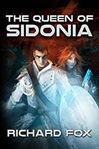 Have you entered today's brand new Kindle Fire Giveaway for February 21? Subscribe free for your chance to win!  And you can help keep the good times rolling by following today's giveaway sponsor, Richard Fox, and checking out The Queen of Sidonia!