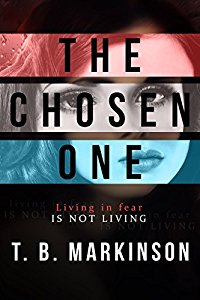 Have you entered today's brand new Kindle Fire Giveaway for March 21? Subscribe free for your chance to win!  And you can help keep the good times rolling by following today's giveaway sponsor, T. B. Markinson, and checking out The Chosen One!