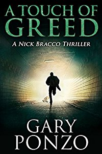 Have you entered today's brand new Kindle Fire Giveaway for March 25? Subscribe free for your chance to win!  And you can help keep the good times rolling by following today's giveaway sponsor, Gary Ponzo, and checking out A Touch of Greed!