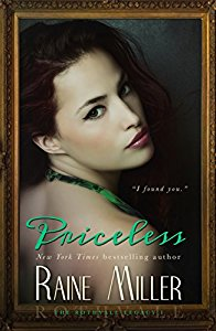 Have you entered today's brand new Kindle Fire Giveaway for March 13? Subscribe free for your chance to win!  And you can help keep the good times rolling by following today's giveaway sponsor, Raine Miller, and checking out Priceless!