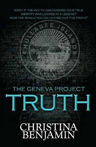 Have you entered today's brand new Kindle Fire Giveaway for March 22? Subscribe free for your chance to win!  And you can help keep the good times rolling by following today's giveaway sponsor, Christina Benjamin, and checking out The Geneva Project: Truth!
