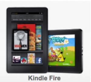 <strong>Did You Win a Kindle Fire Today? If Your Name is Katy Green* You Did! If Not, You Can Enter a Brand New KINDLE FIRE Giveaway Sweepstakes Right Now!</strong>