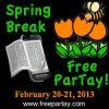 Spring Break FP Badge