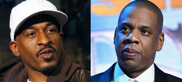Jay-Z, Rakim, and Black Mythmaking in America