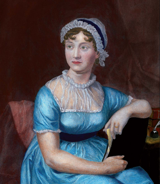 Overwhelmed by social media? You may want to look to Jane Austen for help