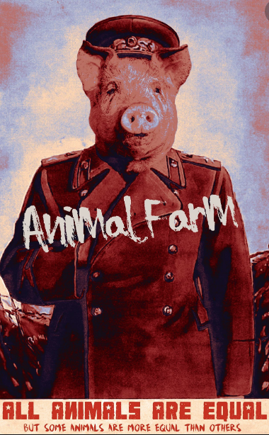 We're Still Living in the World That Inspired Animal Farm—75 Years Later